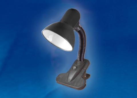 TLI-202 Светильник настольный. Цоколь E27. Цвет черный