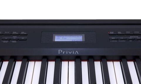 Casio Цифровое фортепиано PX-350 Privia (с крестообразной стойкой)