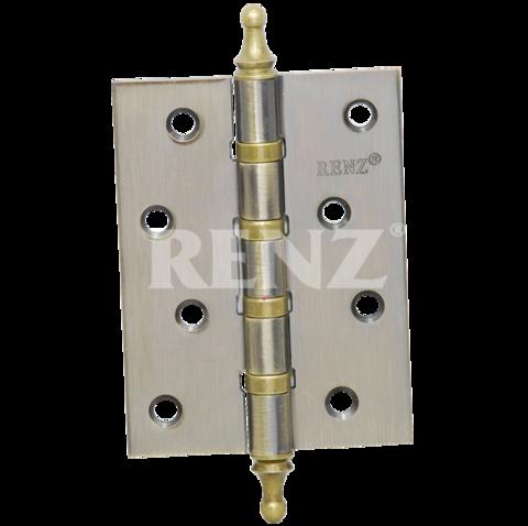 Фурнитура - Навес универсальный с колпачком Renz 100-4BB СH, цвет никель матовый
