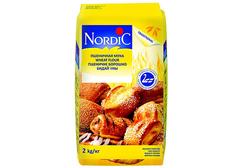 Мука пшеничная Nordic, 2кг