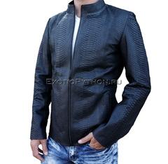 Куртка из кожи питона JT-18
