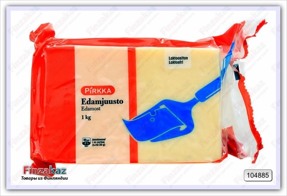 Сыр Pirkka Edamjuusto 1 кг