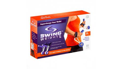 Гантели для спортивной ходьбы и фитнеса Swing Weights