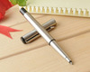 Купить Ручка-роллер Parker Vector Т03, цвет: Steel, стержень: Mblue, S0723490 по доступной цене