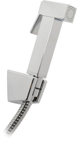 Гигиенический набор KAISER SH-341 металл (хром) лейка квадрат