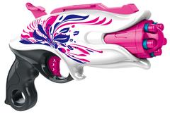Игрушка пистолет помповый с мягкими пулями BlazeStorm (BS7062)