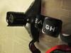 🙋♂️Фонари здесь! 👍Новинки от Гаджет Парк! 🔦Налобный фонарь Поиск P-6678! Легкий налобный фонарь 90 000w! Работает на аккумуляторах+батареях.