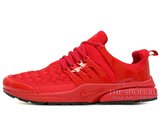 Кроссовки Мужские Nike Air Presto Woven Red