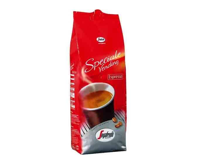 Кофе в зернах Segafredo Vending Espresso, 1 кг (Сегафредо)