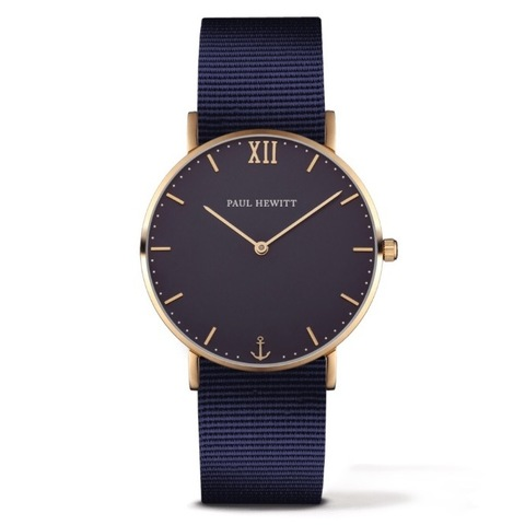 Sailor line Gold Nylon Blue Sml BS