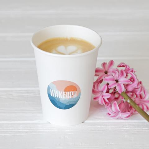Десерты и напитки из кофейни