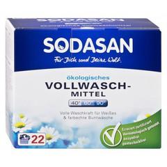 Стиральный порошок-концентрат, Sodasan,  отбелеване и удаления загрязнений, 1,2 кг