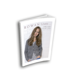 Журнал ROWAN LOVES ... SOFTKNIT COTTON AND HANDKNIT COTTON