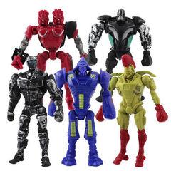 Живая Сталь игрушки роботов из фильма