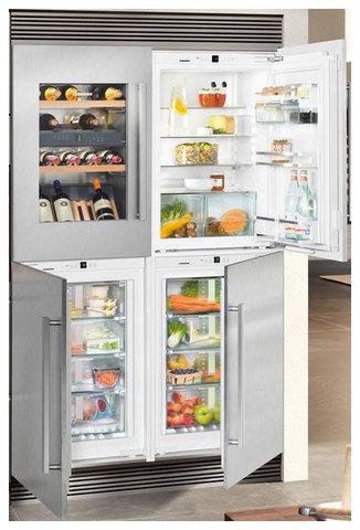 Холодильник side-by-side Liebherr SBSWdf 64I5