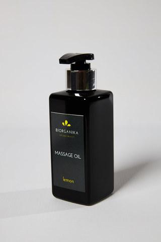 Массажное масло Lemon