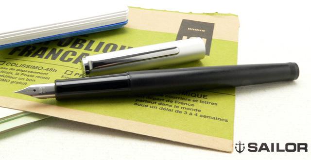 Перьевая ручка Sailor High Ace Black