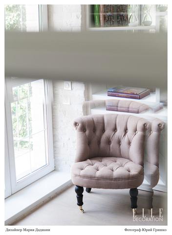 Кресло Eichholtz 105005U Camden в интерьере