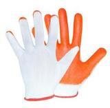 Перчатки нейлоновые  с нитриловым покрытием Эконом (р.8) (1 мешок - 960 пар/ упак 12 пар)