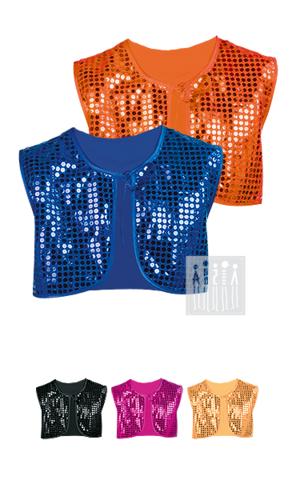 Фото Жилет с пайетками рисунок Аксессуары для костюма, чтобы ваши праздники стали разнообразнее при меньших расходах на покупку нарядов!