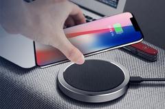 Беспроводное зарядное устройство Rock W4 Quick Wireless Charger