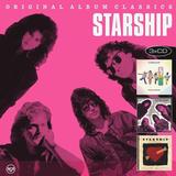 Starship / Original Album Classics (3CD)