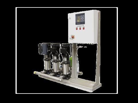 Насосная станция повышения давления Hydro MPC-S 2 CR 64-4-2 50Hz RUS