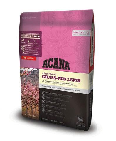 Acana Grass-Fed Lamb корм для собак всех пород и возрастов (ягненок) 2кг