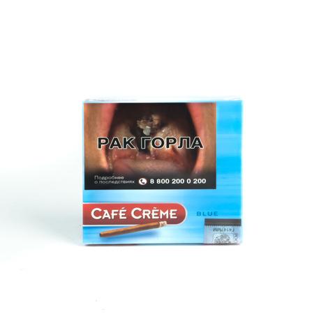 Сигариллы Cafе Creme Blue 10 шт
