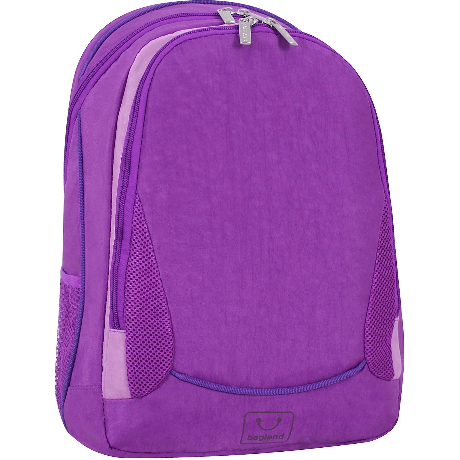 Городские рюкзаки Рюкзак Bagland Ураган 20 л. Фиолетовый бузок (0057470) IMG_7455.JPG