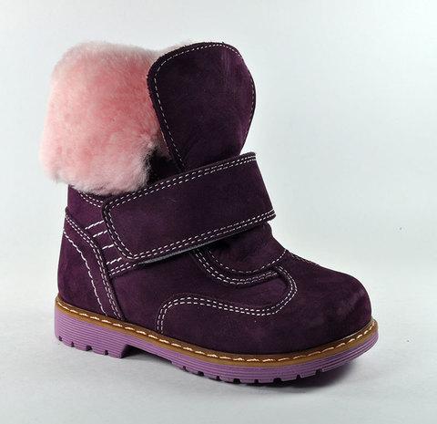 Зимние ботинки Panda 7002/137