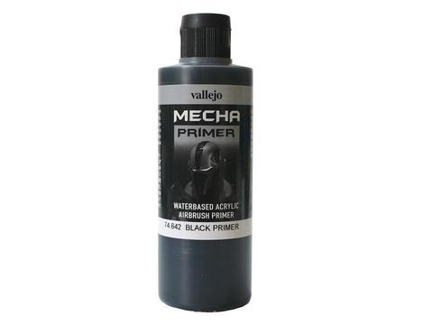 Mecha Color Black 200 ml.