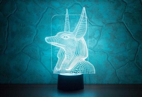 Art-Lamps Анубис