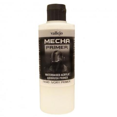 Mecha Color Ivory 200 ml.