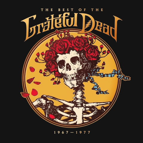 Grateful Dead / The Best Of The Grateful Dead 1967-1977 (2LP)
