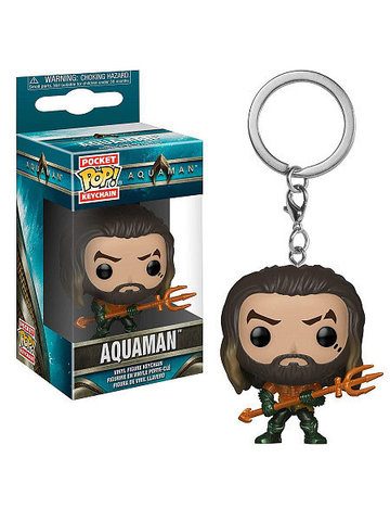 Брелок Funko Pocket POP! Keychain: Aquaman: Arthur Curry as Gladiator 31191-PDQ