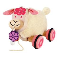 I'm Toy Детская каталка «Овечка» (27260im)