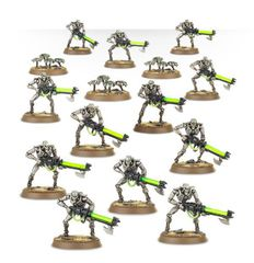 Start Collecting! Necrons. Некроны-воины