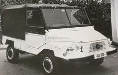 ZAZ-969 experimental 1967 1:43 ALF