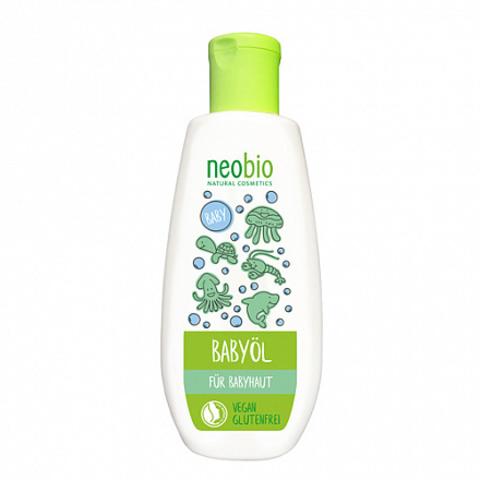 Масло для младенцев с Био-Календулой 200мл (NeoBio)