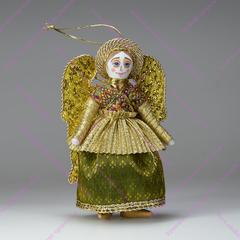 Ангел текстильный