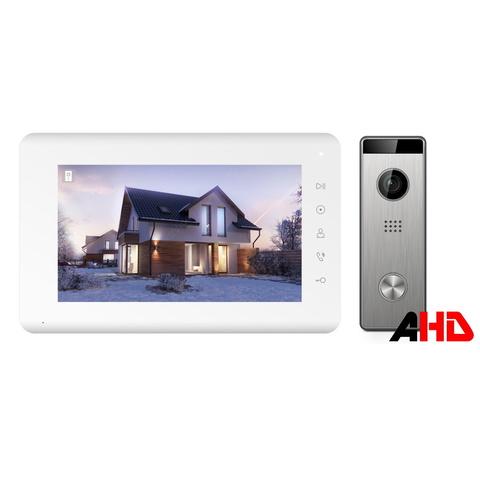 Комплект HD видеодомофона 7