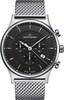 Купить мужские наручные часы Claude Bernard 10217 3M NIN по доступной цене
