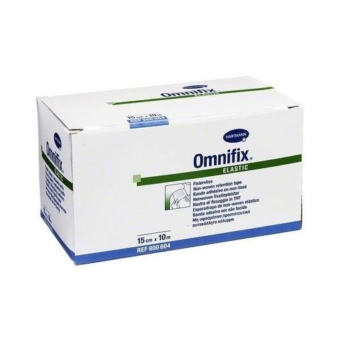 Пластырь гипоаллергенный из нетканого материала Омнификс 15 см * 10 м
