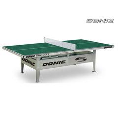 Антивандальный теннисный стол Donic Outdoor Premium 10 зеленый