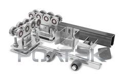 Комплект автоматики для ворот МИКРО 6 (ширина проема до 4м вес до 300 кг) с приводом  ELIXO 500 230 RTS СТАНДАРТ