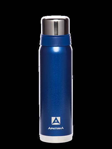 Термос синий «Арктика» вакуумный, 900 мл