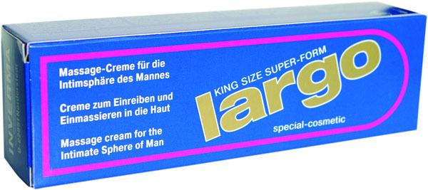 Возбуждающие: Возбуждающий крем для мужчин Largo Special Cosmetic - 40 мл.