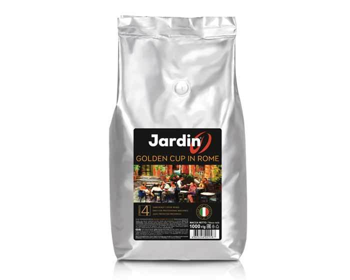 Кофе в зернах Jardin Golden Cup in Rome, 1 кг