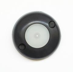 ГЕРЧ-ZN Сенсорная кнопка выхода двухпроводная цвет (чёрный)